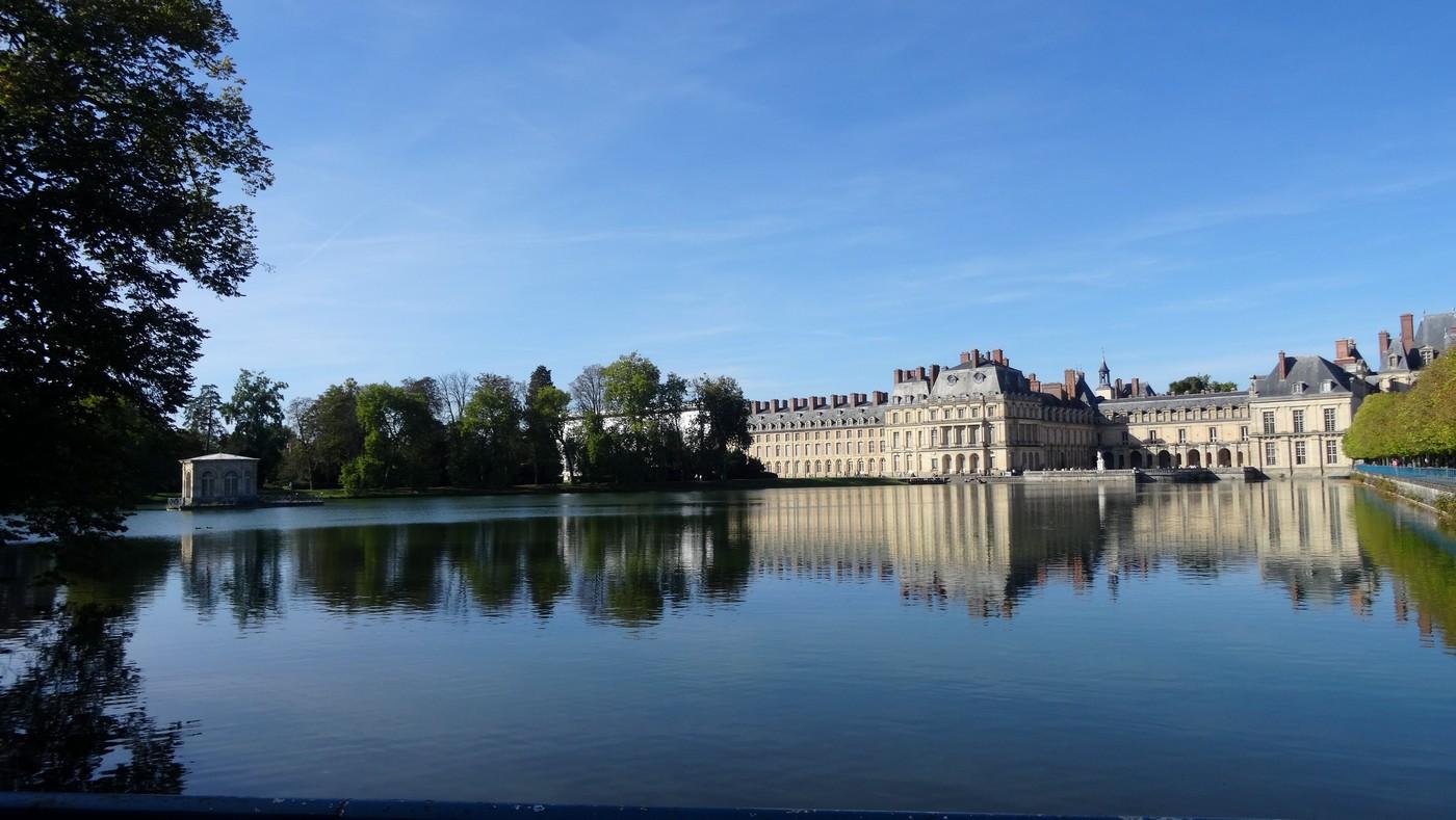 Escapade amoureuse à Fontainebleau