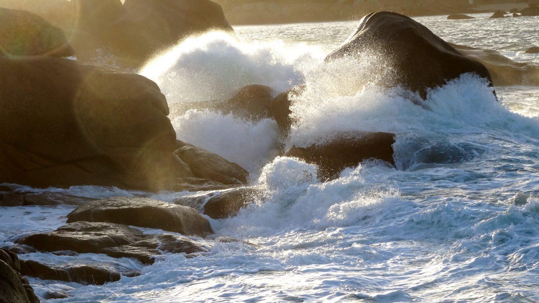 A Ploumanac'h : une promenade romantique entre terre et mer.