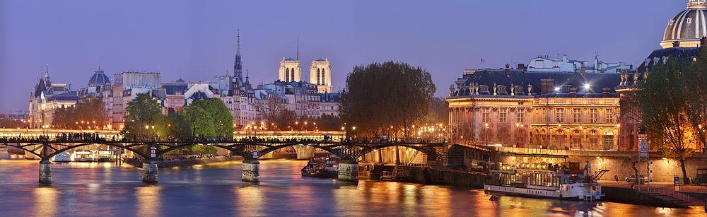 Je suis invitée chez Le Parisien Heureux