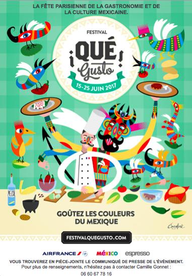 Festival Qué Gusto : une explosion de saveurs.