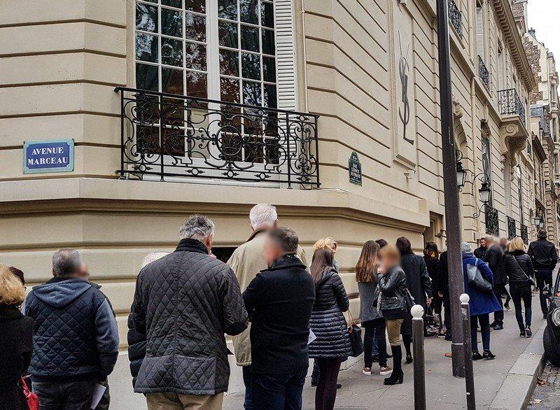 Musée Yves Saint Laurent Paris Cultival