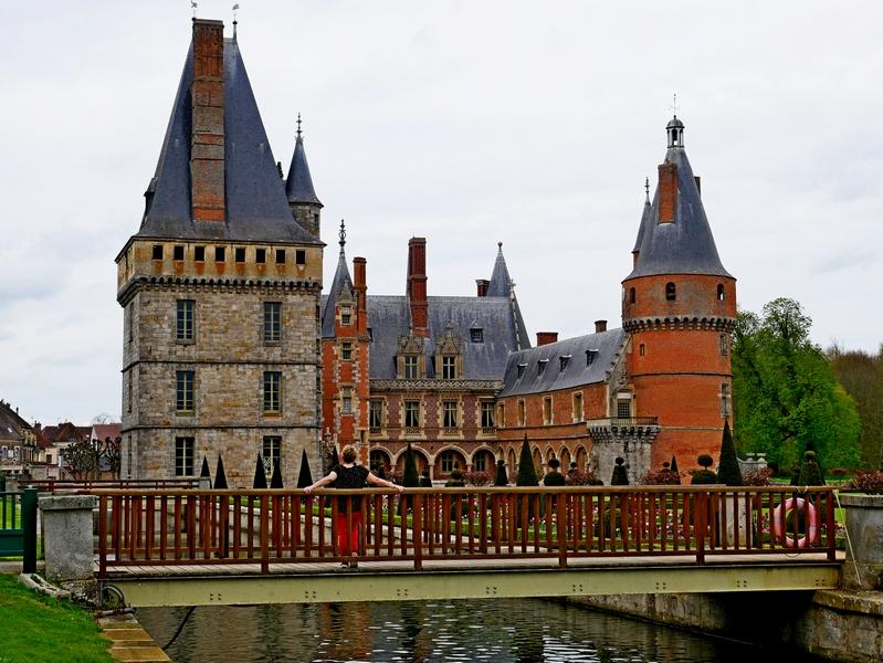 Chateau de Maintenon escapades amoureuses
