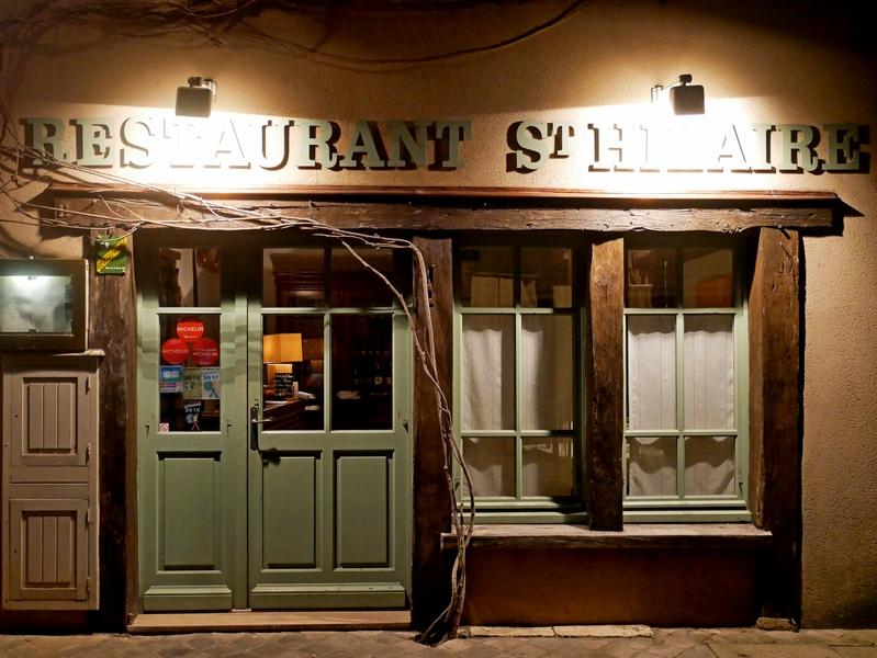 Restaurant Saint-Hilaire Chartres escapades amoureuses