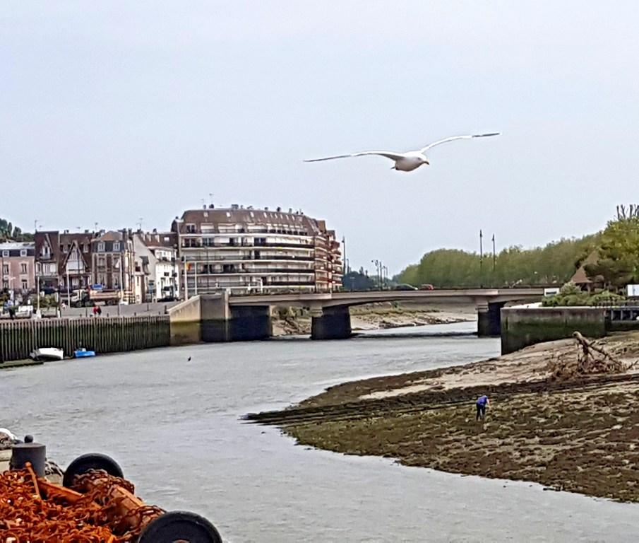 Trouville deauville le pont des belges